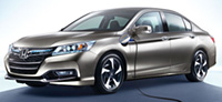 Clean Energy Motorsports - Honda Accord Plug-In