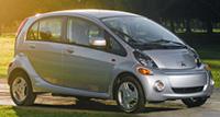 Clean Energy Motorsports - Mitsubishi i MiEV