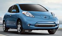 Clean Energy Motorsports - Nissan LEAF