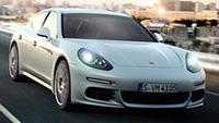 Clean Energy Motorsports - Porsche Panamera S E-Hybrid