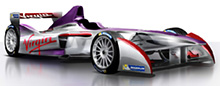 Clean Energy Motorsports - Virgin Racing