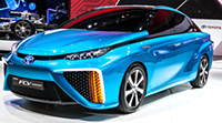 Clean Energy Motorsports - Toyota FCV