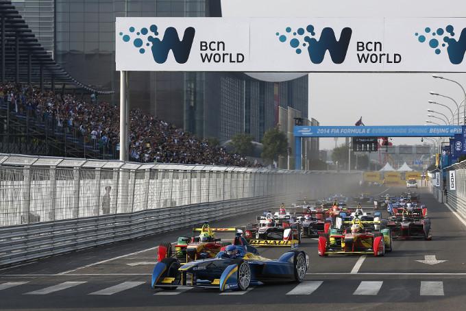 Clean Energy Motorsports - Formula E