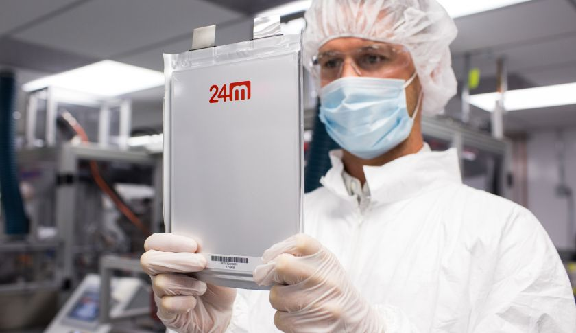 Startup Looking to Revolutionize Lithium Ion Batteries