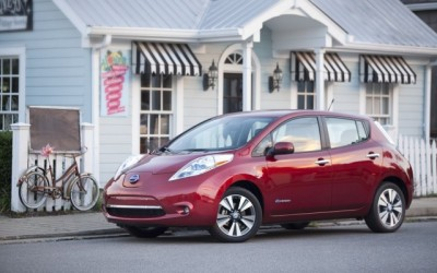 2015 Nissan Leaf Electric Cars – CO Dealer Cuts Price $9,000